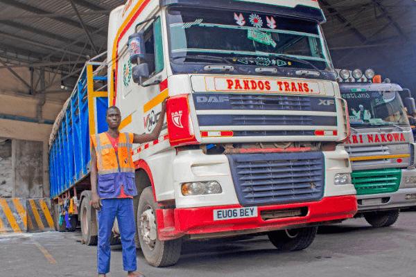 Tech start-ups drive change for Nigerian truckers