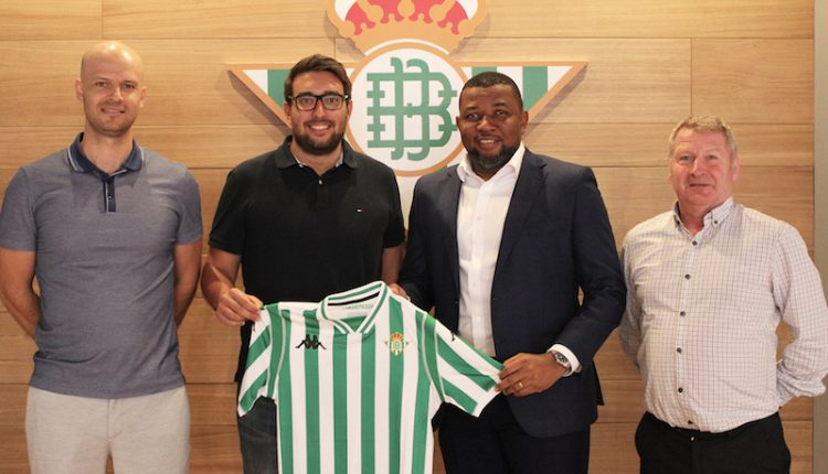 City Sports Group signspartnership agreement with LaLiga club Real Betis