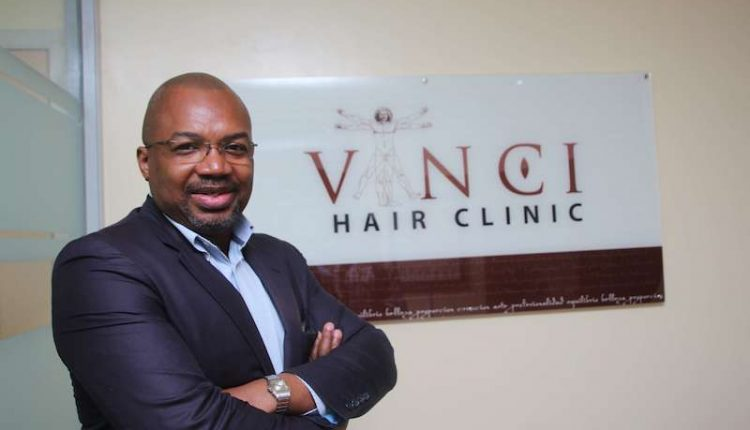 Why Nigerians no longer need to travel abroad for hair restoration, by Otubanjo