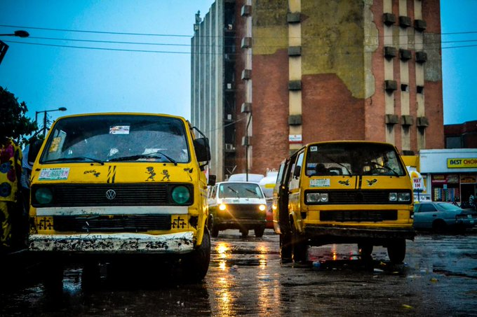 Lagos transport system and infrastructure challenge