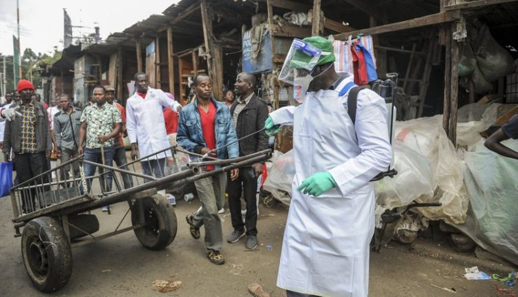 Climbing coronavirus cases will test Nigeria's poor healthcare system