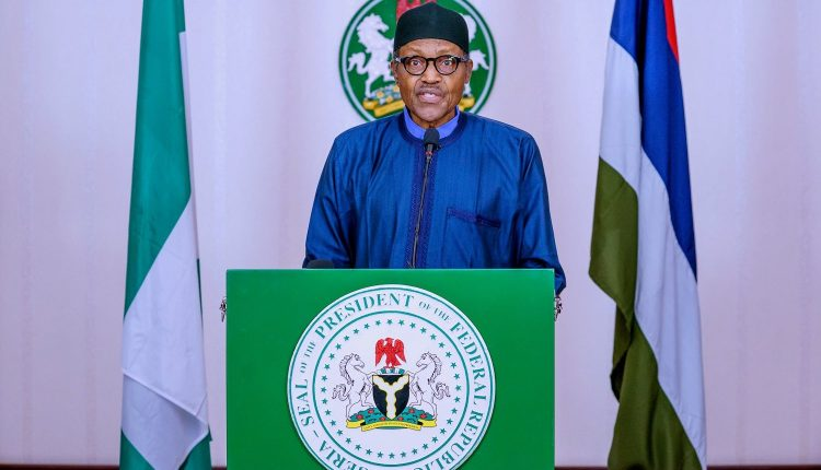 Buhari to address the Nation 8pm today