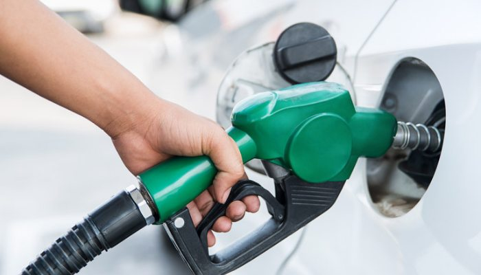 petrol pump price in Nigeria