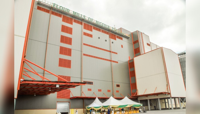 Excelsior shippings exceeds flour mills