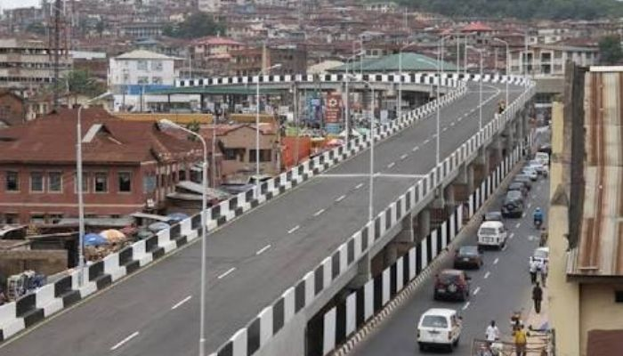 Oyo state road