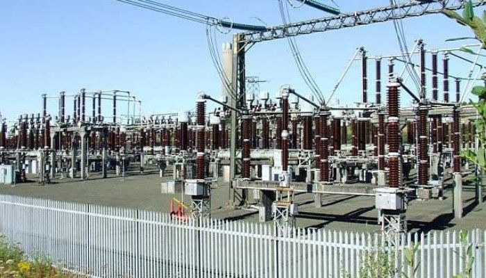 An Electricity Distribution company's plant