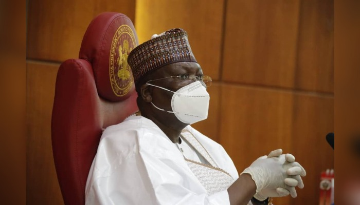 APC inherited bad governance, empty treasury from PDP, says Lawan