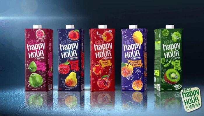 Chivita launches new Happy Hour Flavoured Drink Orange Safari