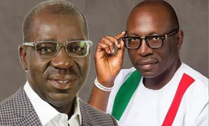Edo governorship debate: I'll encourage private sector investment to create jobs – Obaseki