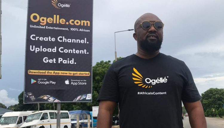 We are focused on building the highest aggregator of African content - Ogelle founder