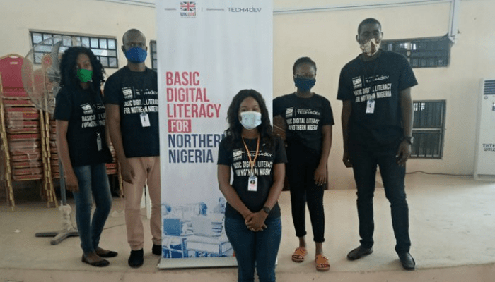 Tech4Dev targets 1000 learners in Nigeria's rural clusters with digital literacy