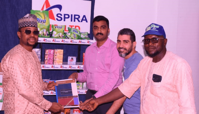 Aspira, leading household giant, introduces new product to the market