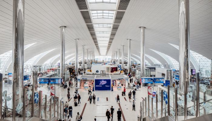 United Arab Emirates airport