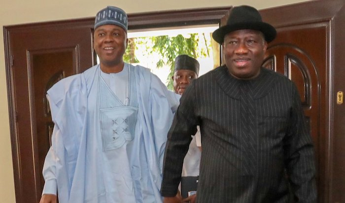 Saraki and his controversial visit, counsel to Jonathan