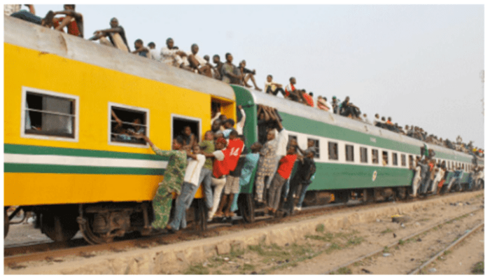 Lagos train