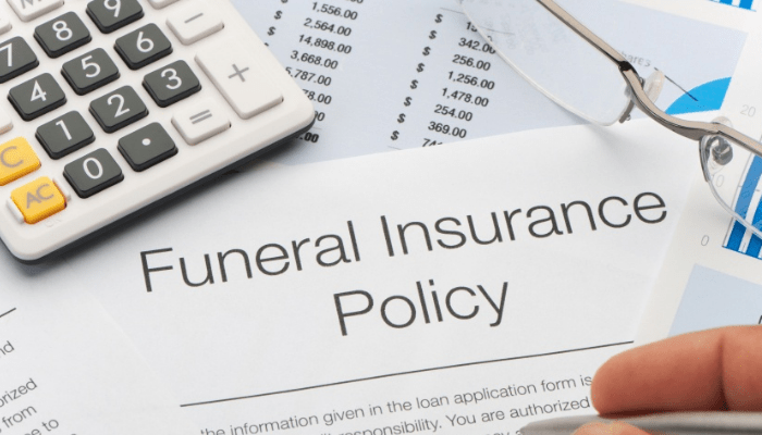 funeral insurance policy growth