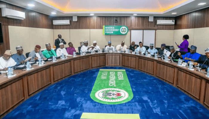 Nigeria governors