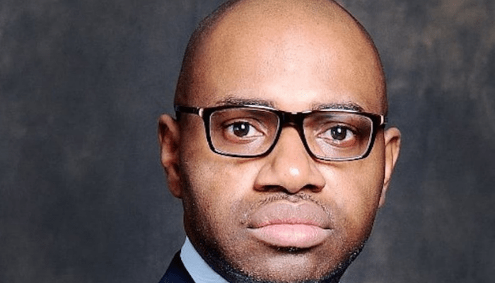 Bayo Rotimi, new managing director/chief executive officer, Greenwich Merchant Bank