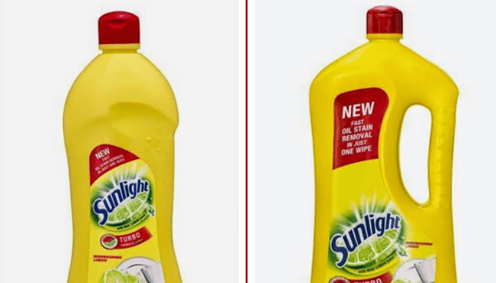 Sunlight liquid wash