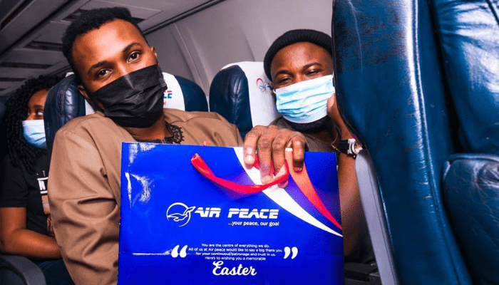 Air Peace initiates 'Random Acts of Love' - Businessday NG