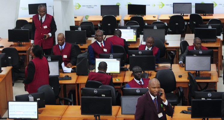 Stanbic, Investment One, 8 others traded equities worth N540bn in H1