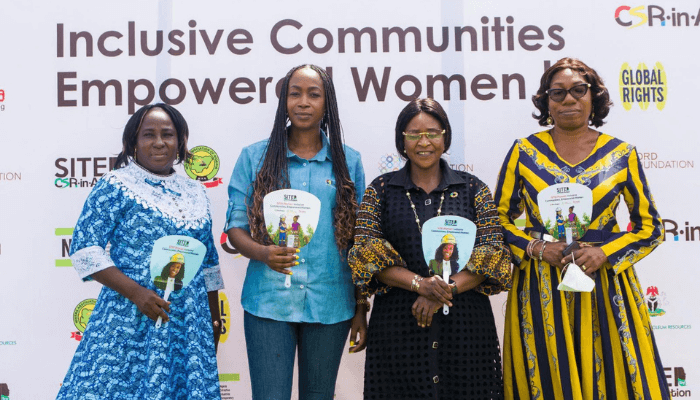 CSR-in-Action takes on gender-based violence, empowers women in Badagry