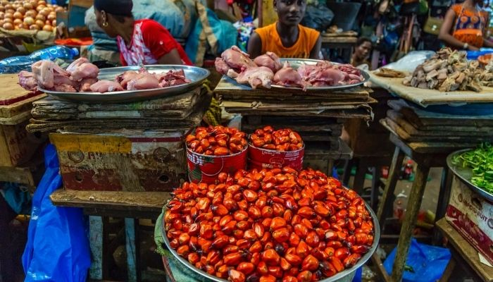 Nigeria's inflation eases for 5th straight month in August