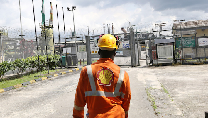 Shell's asset sale in Nigeria challenged by dollar-crunch