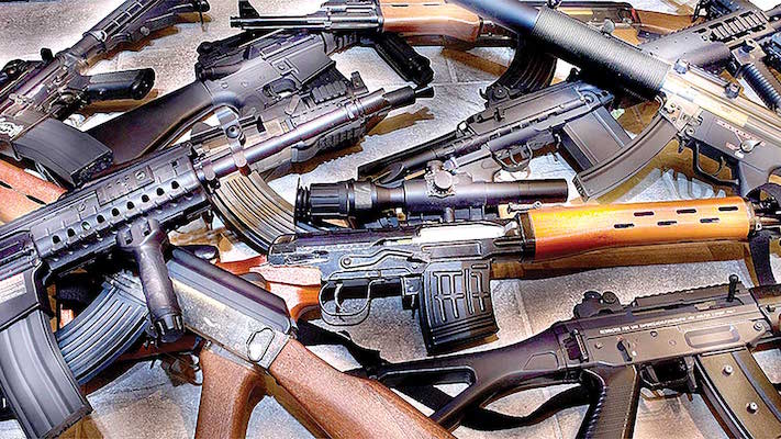 Buhari transmits small arms control, explosives bills to Reps