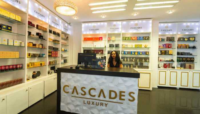 Cascades Luxury opens outlet in Ikeja City Mall, amid exclusive offerings