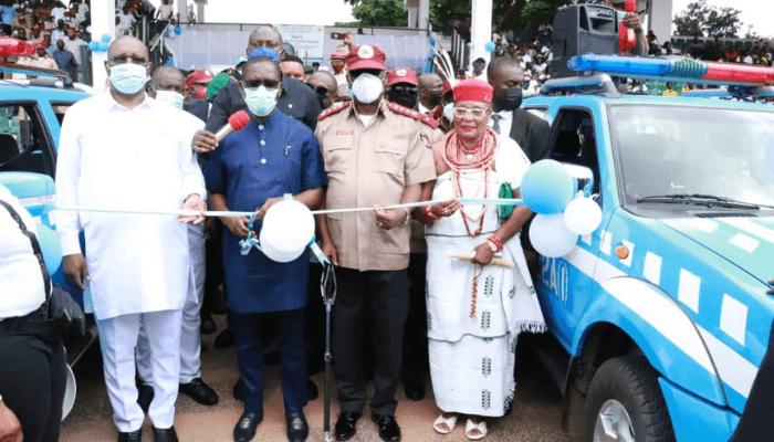Okowa wants states and federal roads rehabilitated