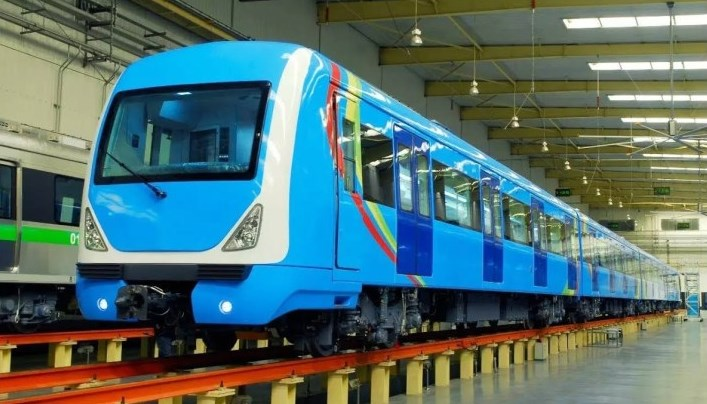 CBN finances Lagos blue line rail project with N110bn