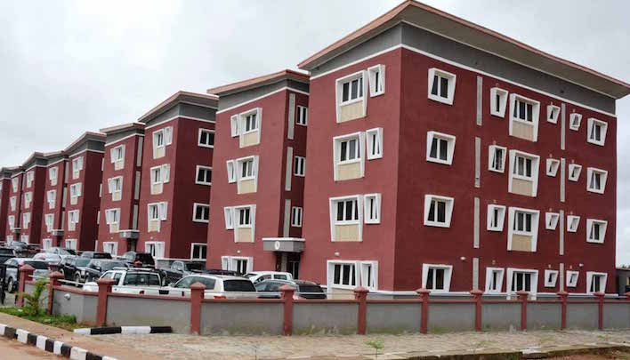 Lagos inflates state housing stock with new 100 units