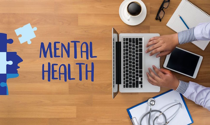 Mental health and employee engagement