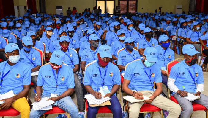 STEP: Delta trains, equips 286 young entrepreneurs