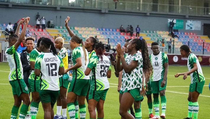AWCON 2022: Super Falcons intensify preparations ahead of Ghana clash